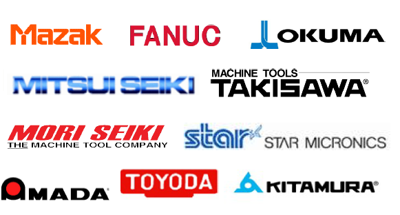 machine tools brands